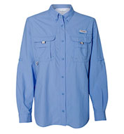 Columbia Womens Bahama™ Long Sleeve Fishing Shirt