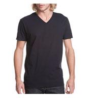 Next Level Men's Premium Fitted Cotton Short-Sleeve V-Neck Tee