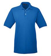 Harriton Mens 5.6 oz. Easy Blend™ Polo Shirt