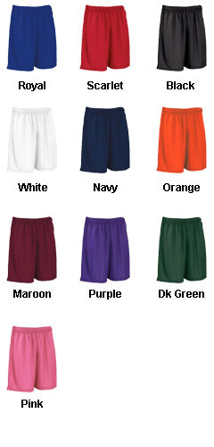 Adult Swish 9 Inch Basketball Short - All Colors