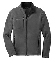 Eddie Bauer® Mens Full-Zip Fleece Jacket