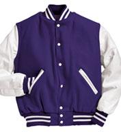 Holloway Adult Varsity Jacket