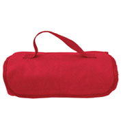 Apollo Roll Up Blanket with Carrying Strap