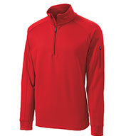 Sport-Tek® Mens Tech Fleece 1/4-Zip Pullover