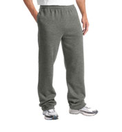 Sport-Tek® Adult Open Bottom Sweatpant