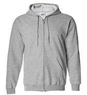 Gildan Adult Heavy Blend™ Full Zip Hooded Sweatshirt