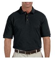 Harriton Men's Tall Ringspun Cotton Pique Short-Sleeve Polo