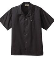 Edwards® Adult Gripper Cook Shirt