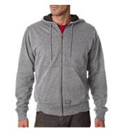 Dickies Adult Thermal-Lined Hooded Fleece Jacket