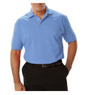 Blue Generation Mens Superblend Polo