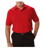 Blue Generation Mens Tall Superblend Polo