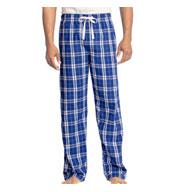 District® Mens Flannel Plaid Pajama Pants