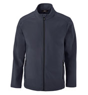 Core365™ Mens Cruise Two-Layer Fleece Bonded Soft Shell Jacket