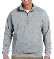 Gildan Adult  Heavy Blend™ Vintage Quarter Zip Sweatshirt