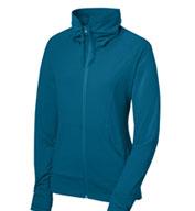 Sport-Tek® Ladies Sport-Tek® Stretch Full Zip Warm-Up