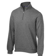 Sport-Tek® Mens 1/4 Zip Sweatshirt