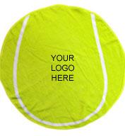 Pro Towels Tennis Ball Shaped Towel