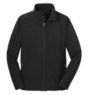 Port Authority® Mens Core Soft Shell Jacket