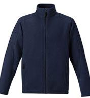 Core365™ Mens Tall Journey Fleece Jacket
