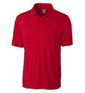 Cutter & Buck Mens DryTec Northgate Polo