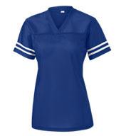 Sport-Tek® Ladies PosiCharge® Replica Football Fan Jersey