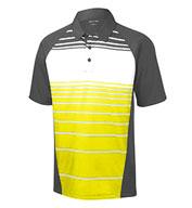 Sport-Tek® Mens Dry Zone® Sublimated Stripe Polo