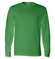 Fruit of the Loom Adult HD Cotton™ Long Sleeve T-Shirt