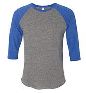 Alternative Mens Eco-Jersey™ Baseball T-Shirt