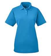 UltraClub Ladies Cool & Dry Stain Release Polo Shirt