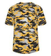 7f20bdf94 Badger Adult Camo Tee - Design Online or Buy It Blank