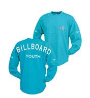 Pennant Youth Billboard Crew Sweatshirt