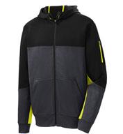Sport-Tek® Adult Colorblock Tech Fleece Full-Zip Jacket