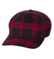 Yupoong Flexfit® Tartan Plaid Cap - Design Online or Buy It Blank d0dacf8982ad