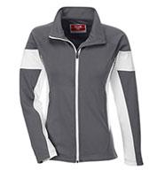 Team 365 Ladies Elite Performance Full-Zip Jacket