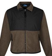 Tri-Mountain Mens Frontiersman Fleece Jacket