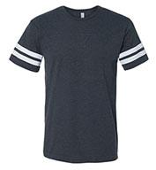 LAT Mens Vintage Football T-Shirt
