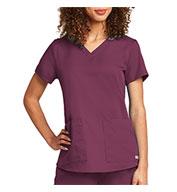 Greys Anatomy™ Ladies V-Neck Scrub Top