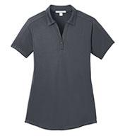 Port Authority® Ladies Diamond Jacquard Polo