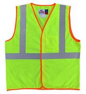 Game Sportswear Adult Econo-Safety Polyester Vest