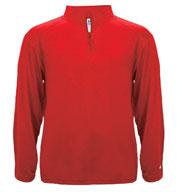 Badger Mens Lightweight 1/4 Zip Pullover