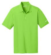Nike Golf Mens Dri-Fit Vertical Mesh Polo