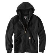 Carhartt Mens Rutland Thermal Lined Hooded Sweatshirt