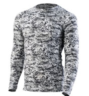 Augusta Adult Hyperform Compression Long Sleeve Tee