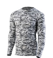 Augusta Youth Hyperform Compression Long Sleeve Tee