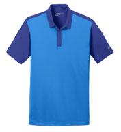 Nike Mens Dri-FIT Colorblock Icon Polo