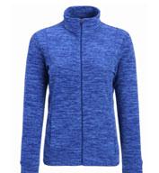 Landway Ladies Cascade Marled Fleece Jacket