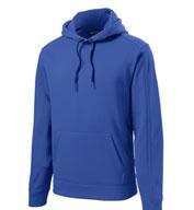 Sport-Tek® Mens Repel Hooded Pullover