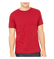 Bella + Canvas Unisex Made in the USA Jersey T-Shirt