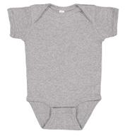 Rabbit Skins Infant Baby Rib Bodysuit