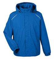 Core365™ Mens Profile Fleece-Lined All-Season Jacket